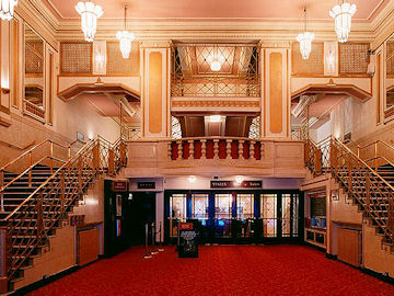 Art Deco Theatre Foyer
